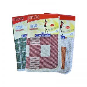 Tappeto Cotone Bifacciale Confezione 1 Pezzo
